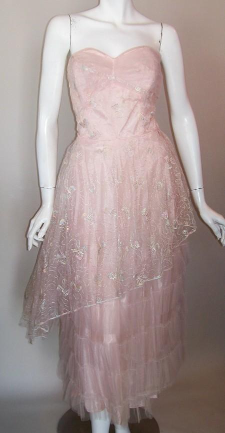 Informal 50's Prom Dresses