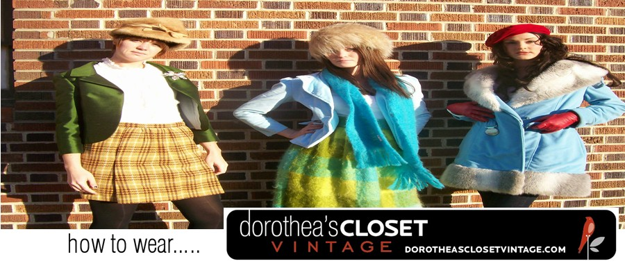 dorothea's closet vintage how to wear vintage clothing