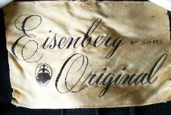 Vintage EISENBERG Originals Label