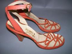 COLLEGE & CAREER Vintage Shoes