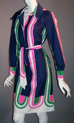 70s LANVIN dress