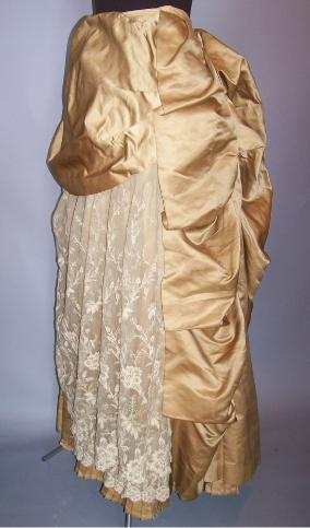 victorian bustle skirt