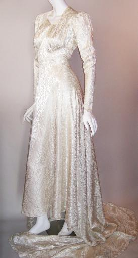 vintage wedding dress vintage wedding gown