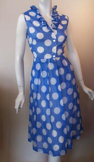 60s dress vintage clothing