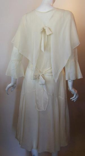 30s wedding dress vintage wedding dress