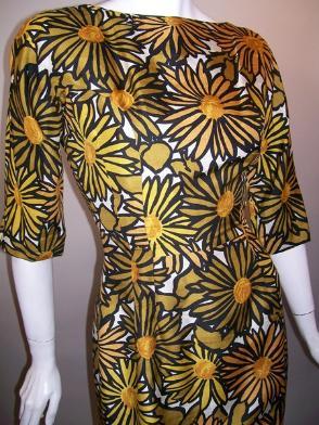 60s dress vintage dress jack stern