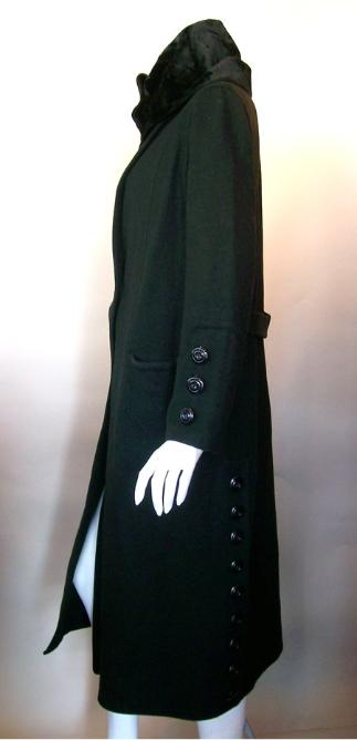 edwardian coat edwardian clothing vintage coat