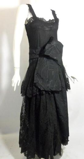 20s gown vintage gown 1920s dress
