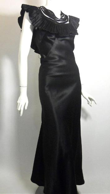 30s gown vintage gown