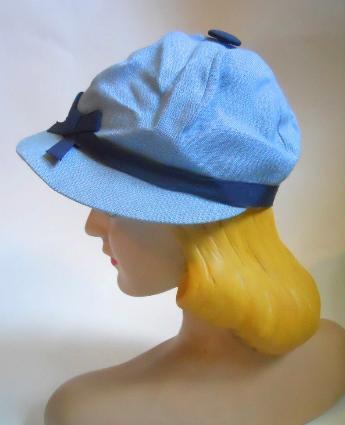 9912b904 Welcome to Dorothea's Closet Vintage Hats Vintage Hat 20s Hat Cloche ...