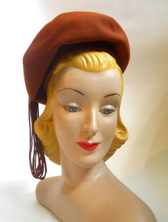 7a2dda28d Dorothea's Closet Vintage Hats