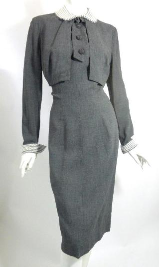 Dorothea's Closet Vintage dress, 50s dress, Fourell