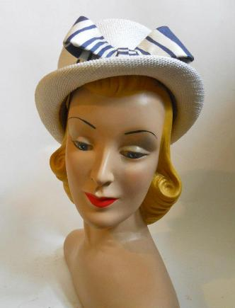 50s hat lily dache hat