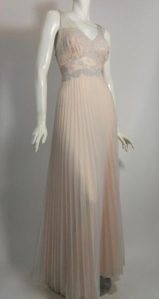 50s vanity fair vintage vanity fair nightgown