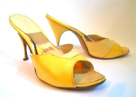 vintage springolators sping-o-lators 50s shoes