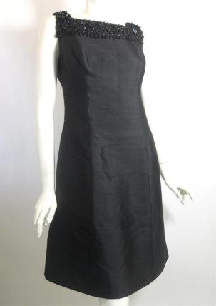 60s dress vintage dress dynasty silk
