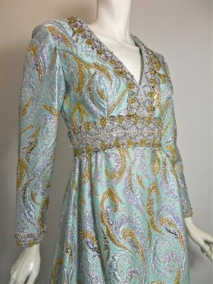 kent originals, 60s gown
