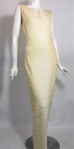 60s gown gene shelly gown