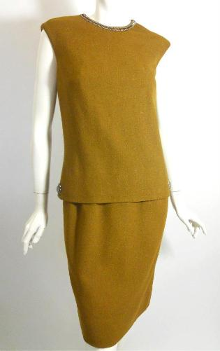 60s dress vintage dress mr. blackwell