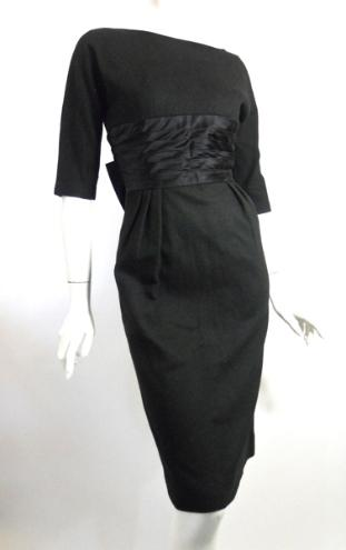 60s dress vintage dress mad men dress
