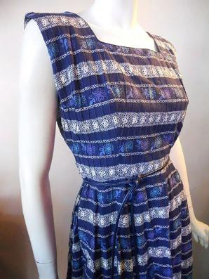 60s dress vintage dress dauphine