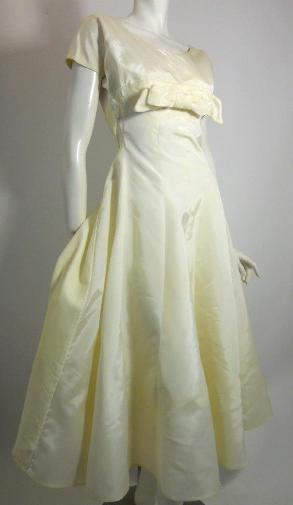 Dorothea's Closet Vintage dress, 60s dress, vintage wedding dress