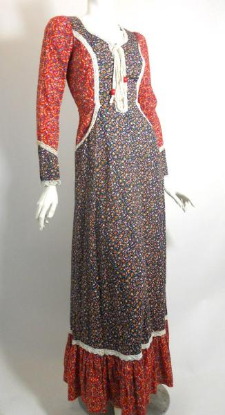 Dorothea's closet Vintage dress, gunne sax, 70s dress