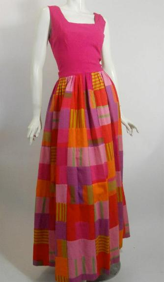70s dress vintage dress palomar