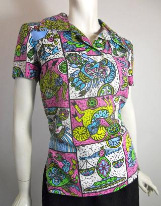 70s shirt vintage clothing