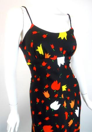 70s dress vintage clothing