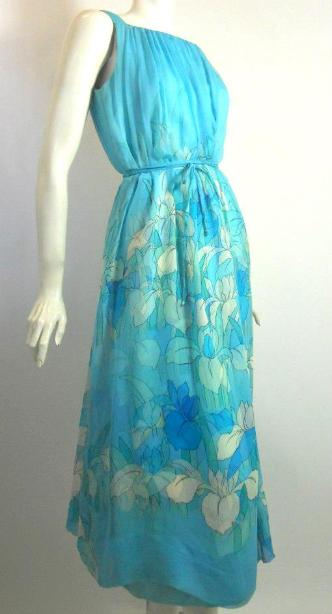 80s dress hanae mori dress