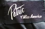 PATRIC of Miss America 50s dress label