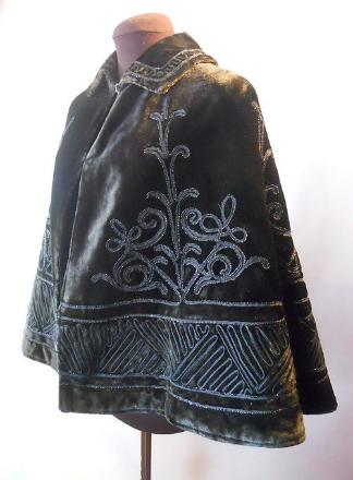 victorian cape victorian clothing