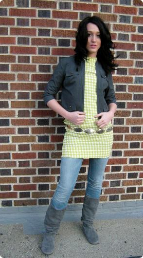vintage clothing 60s dress